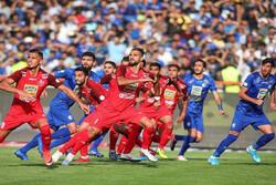 ترکیب تیمهای فوتبال استقلال و پرسپولیس برای دربی ۹۳ اعلام شد