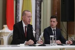 رؤسای جمهور ترکیه و اوکراین رایزنی کردند
