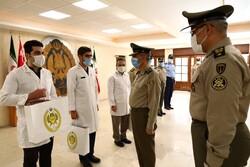 سرلشکر موسوی از دانشگاه فرماندهی ستاد ارتش بازدید کرد