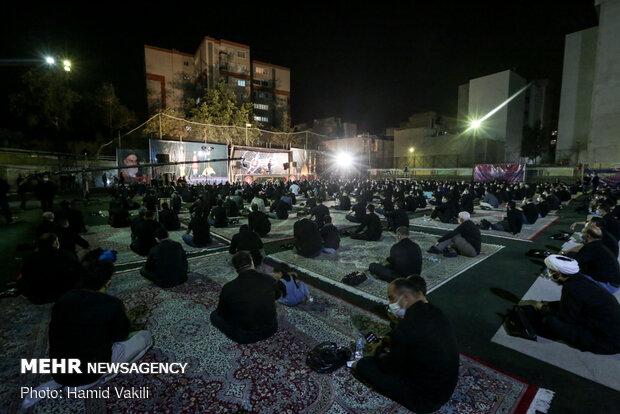 2nd night of Muharram mourning