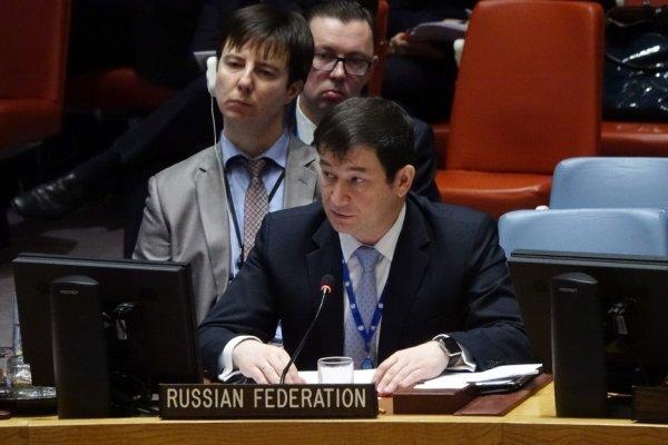مسؤول روسي: العالم الأمريكي قائم على اساس قانون الغابة