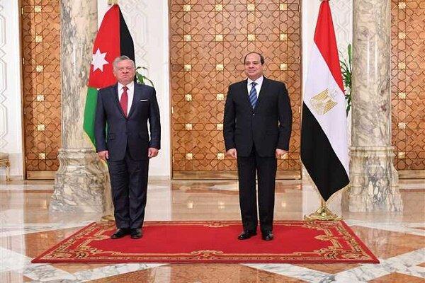 اردن میں الکاظمی، السیسی اور عبداللہ دوم کا سہ فریقی اجلاس منعقد ہوگا