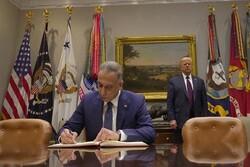 إتفاقيات الكاظمي في واشنطن لا تخدم الأمن والإستقرار في العراق