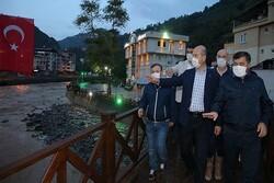 Giresun'da sel felaketi: 3 kişi hayatını kaybetti