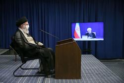 رہبر معظم کا ہفتہ حکومت کی مناسبت سے کابینہ کے اراکین سے براہ راست خطاب