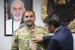 فرمانده پلیس کابل برکنار شد