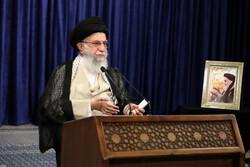 اعضاء الحكومة الايرانية يلتقون قائد الثورة الاسلامية عبر الارتباط المرئي/ بالصور