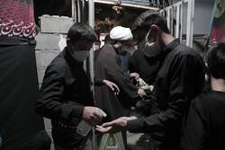 اهدای ۳ میلیون ماسک بین عزاداران حسینی