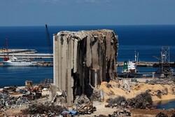 کویت سیلوی گندم ویران شده بندر بیروت را بازسازی میکند