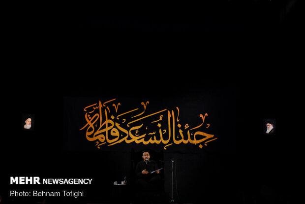العزاء الحسيني في الثاني من محرم في ثكنة للجيش