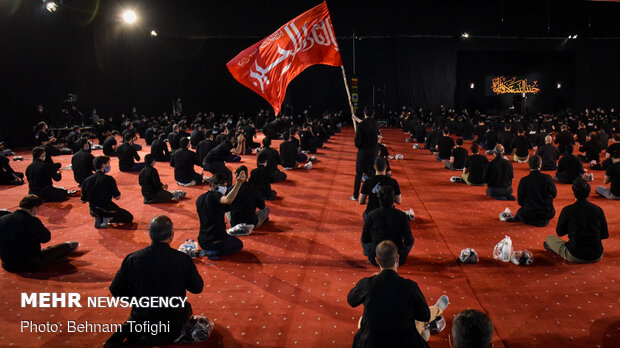 Mourning ceremony in 3rd day of Muharram
