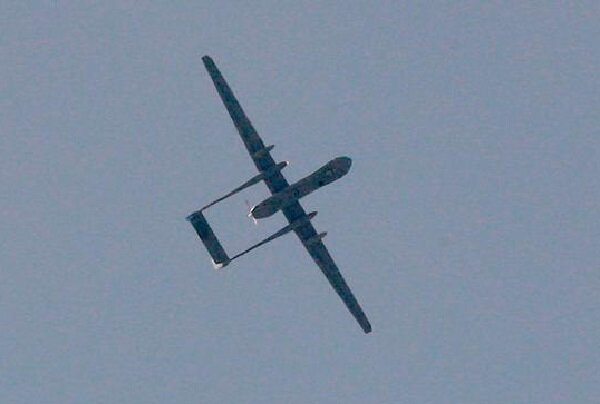 Hezbollah downs intruding Israeli spy drone