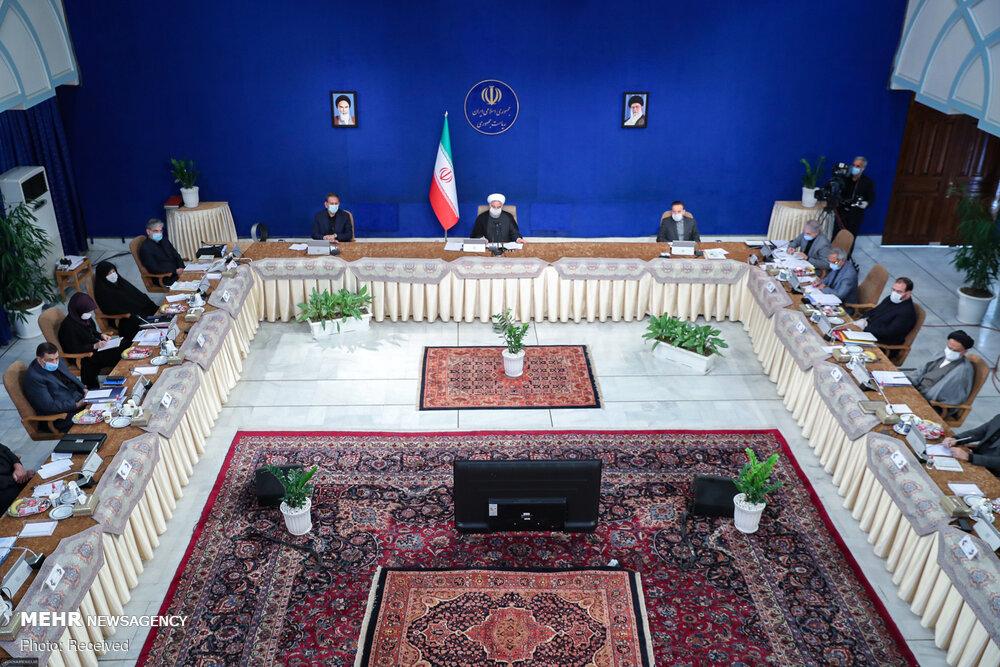 منشور اخلاق حرفهای کارگزاران نظام در هیئت دولت تصویب شد