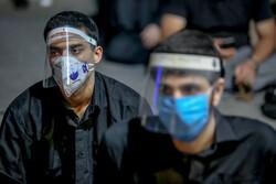 Tahran'daki Muharrem etkinliklerinden kareler