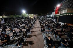 انجمن عشاق الحسین (ع) کی طرف سے محرم کی چوتھی شب میں عزاداری