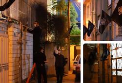 اجرای پویش «هر خانه، یک پرچم» در قزوین