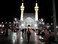 «تکیه محرم» در جوار حرم امام غریب ماه صفر را به پایان میبرد