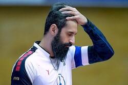 لیگ والیبال چین باز هم به تعویق افتاد/ سعید معروف همچنان بلاتکلیف