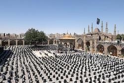 برگزاری رزمایش کمک مومنانه «شمیم حسینی» در قزوین