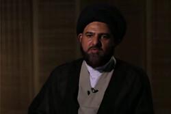 «سید ظهیر» روضه من برای امام حسین(ع) است/ داستان طلبه آمریکایی