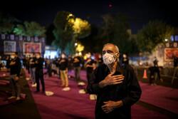 5th night of Muharram mourning in Tehran
