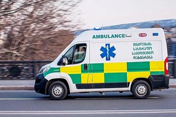 Gürcistan'da minibüs devrildi: 17 ölü