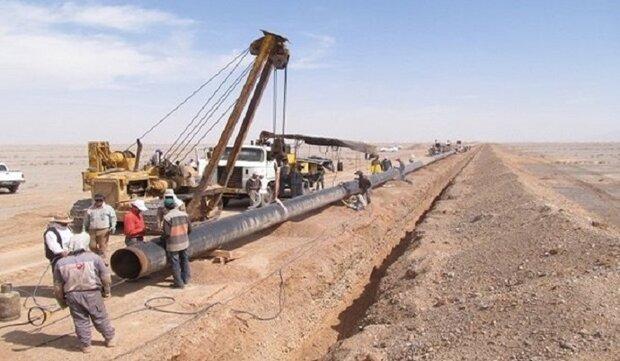ايران تدشن خطوط أنابيب لنقل الغاز بطول 1850 كم