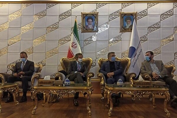 IAEA chief arrives in Tehran for bilateral talks