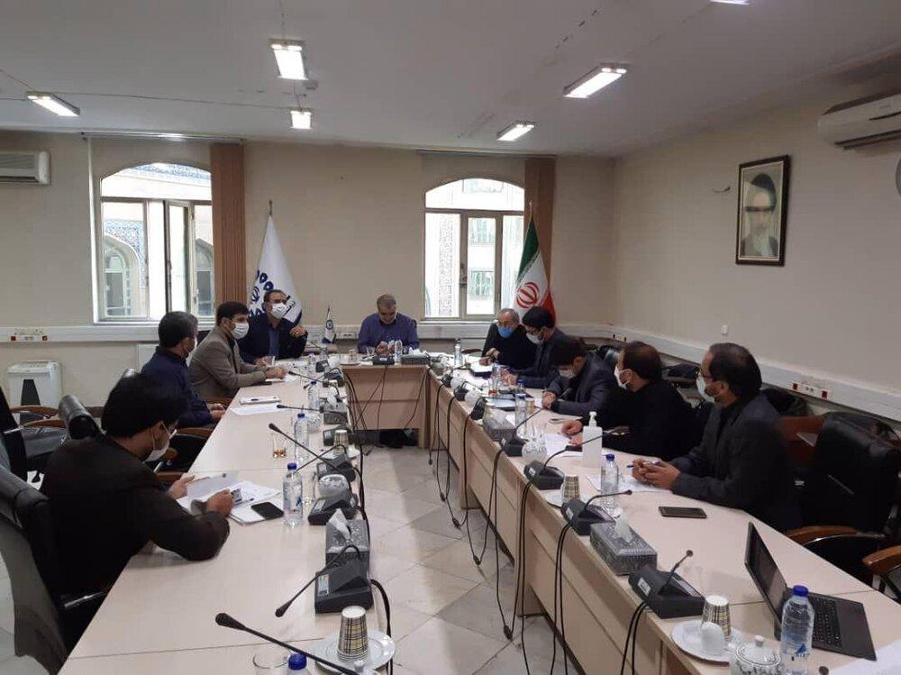 بررسی لایحه افزایش سرمایه شرکت های بورسی در پژوهشکده شورای نگهبان