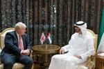 نقش انگلیس در توافق ابوظبی - تلآویو/ تجارتی که برای لندن سودآور است