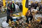 فروشندگان جمعهبازار پروانه به اراضی عباسآباد می روند