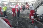 فوت یک نفر در بجنورد بر اثر ریزش سقف