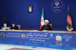 سه طرح ملی در حوزه صنعت و معدن در یزد، فارس و کردستان افتتاح شد