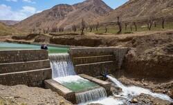 طرحهای آبخیزداری منطقه گردشگری گردو اراک آماده افتتاح است
