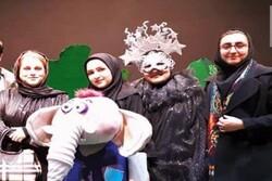 نمایش «بنگ بنگ» از قزوین به جشنواره عروسکی تهران راه یافت