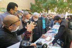 VP inaugurates 3 science, tech. projects in west Iran