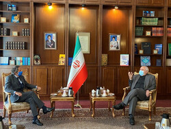Grossi hails Zarif's willingness for further coop. with IAEA