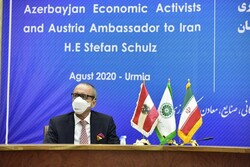اتریش علاقمند به توسعه روابط اقتصادی با ایران است