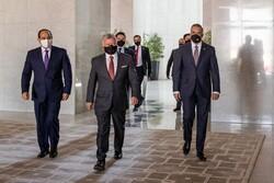 القمة الثلاثيّة بين ملك الأردن والسيسي والكاظمي في عمّان تنتهي دون شجب خطوة الإمارات