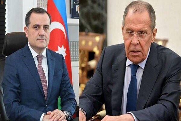 Lavrov ile Bayramov telefonda görüştü