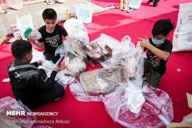 Voluntary work in Corona pandemic