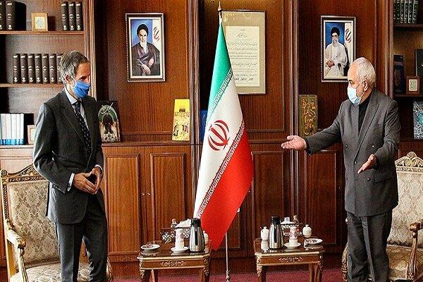Iran seeks to cooperate with IAEA based on Intl. regulations