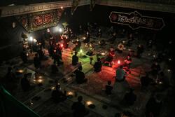 Jannat al-Abbas (AS) Religious Circle hold Muharram ceremony