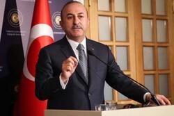 Turkey supporting Iran in face of sanctions: Cavusoglu