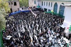 VIDEO: Muharram mourning ceremony in Damavand