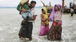 دومین گروه از پناهجویان روهینگیا به جزیرهای دورافتاده منتقل میشوند
