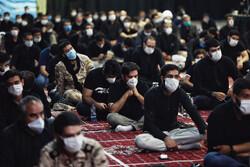 Muharram ceremonies in Hamedan under pandemic