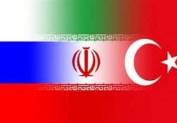 بيان ايراني روسي تركي يندد بهجمات الاحتلال الاسرائيلي على سوريا