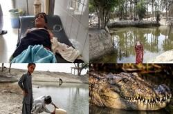 سیستان و بلوچستان همچنان درگیر مشکلات/ باز نوبت به گاندوها رسید