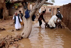 Flash floods kill at least 25, wound 40 in Afghanistan